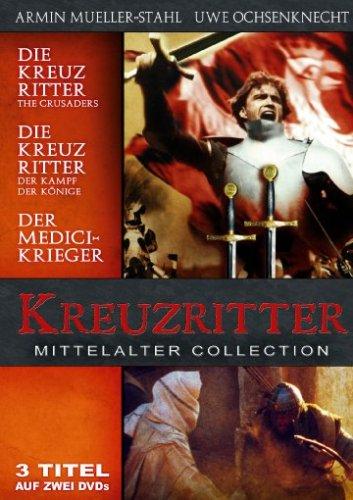 Kreuzritter Mittelalter Collection (3 Top-Titel auf 2 DVDs)