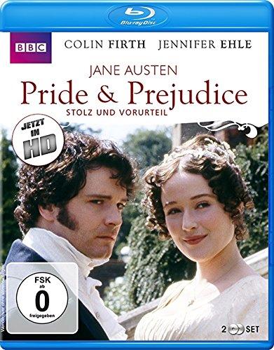"""Bild von Jane Austen """"Pride & Prejudice - Stolz und Vorurteil"""" (1995) [Blu-ray]"""