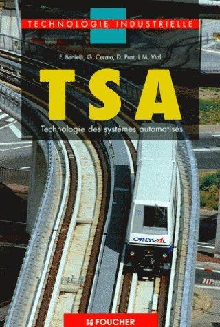 TSA : Technologie des systèmes automatisés