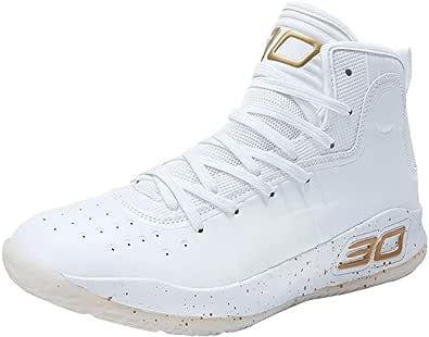 Scarpe da Basket Uomo Donna Anti Scivolo Outdoor Traspirante Sneakers Casual Scarpe da Ginnastica