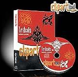 Details zu clipartload� Vektorgrafiken f. Schneideplotter  Tribals Vol.1  Airbushschablonen medium image
