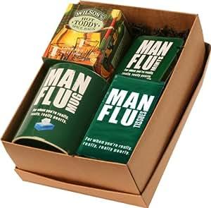 Fosters Traditional Foods Ltd Man Flu Gift Set 614 g