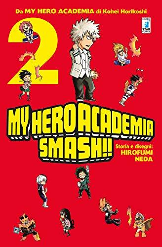 My Hero Academia Smash!!: 2