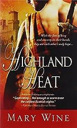 Highland Heat (Hot Highlanders) by Mary Wine (2011-03-01)