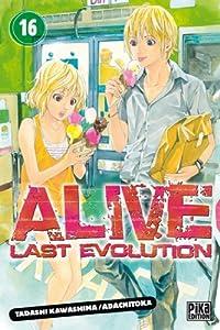 Alive : Last Evolution Edition simple Tome 16