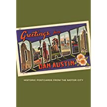 Greetings from Detroit: Historic Postcards from the Motor City (Painted Turtle) (English Edition)