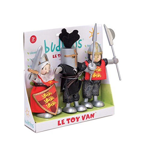 Le Toy Van- Richard et Ses Chevaliers, BK907