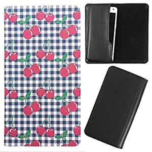 DooDa - For XOLO Q1020 PU Leather Designer Fashionable Fancy Case Cover Pouch With Smooth Inner Velvet