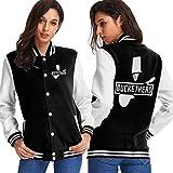 Photo de Dlovae Jacket Camiseta de equipación Womans Buckethead Baseball Uniform par Dlovae