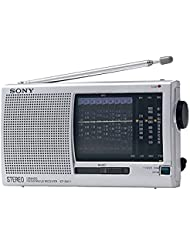 SONY ICF-SW 11 SILBER