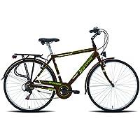 Legnano Ciclo 480Portofino, City Bike Hombre, Hombre, Ciclo 480 Portofino, marrón, 48
