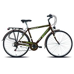 51KDYlH0czL. SS300 Legnano Ciclo 480 Portofino, City Bike Uomo
