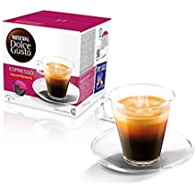 NESCAFE DOLCE GUSTO ESPRESSO DECAF DECAFFEINATED COFFEE PODS