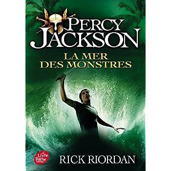 Percy Jackson - Tome 2: La mer des monstres
