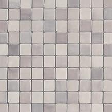 Variante: 5,5 x 3 m verschiedene L/ängen 300 und 400 cm breit BODENMEISTER BM70555 PVC CV Vinyl Bodenbelag Auslegware Fliesenoptik Granit beige 200