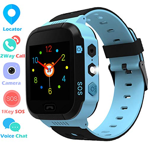 Niños Smart Watch Phone - GPS/LBS Reloj para...