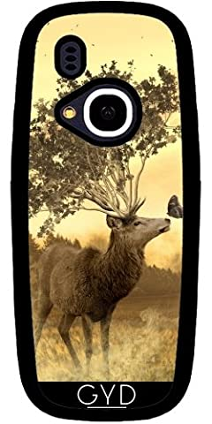 Case for Nokia 3310 2017 - Fantasy Deer Animal by