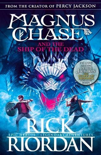 Telecharger Magnus Chase 03 And The Ship Of The Dead Pdf Gratuit