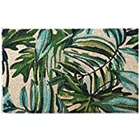 Montemaggi Fußmatte aus Kokos Flamingo und Blätter 70x 40x 2cm Fantasia D preisvergleich bei kinderzimmerdekopreise.eu