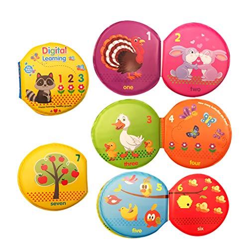 Mitlfuny Auto-Modell Plüsch Bildung Squishy Spielzeug aufblasbares Spielzeug im Freien Spielzeug,Bad Bücher Baby Bildung Spielzeug Intelligence Development Eva Floating Cognize (Kindes Sheep Dog Kostüm)