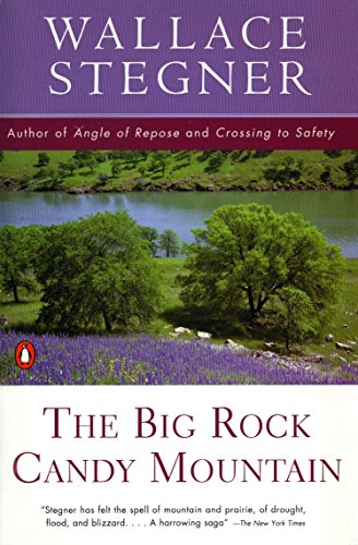 The Big Rock Candy Mountain (Contemporary American Fiction) Depression Candy