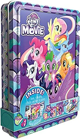 My Little Pony the Movie Collector's Tin (Happy