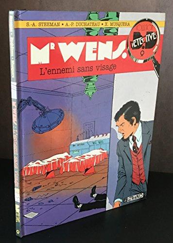 MR.WENS NUMERO : L'ENNEMI SANS VISAGE