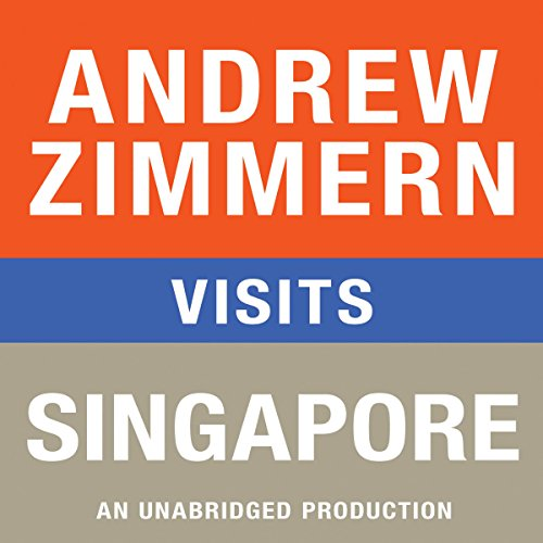 Andrew Zimmern Visits Singapore  Audiolibri