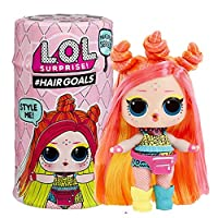 L.O.L Surprise! Girl's L.O.L Surprise! #Hair goals 7 Surprise Hair Spray - Makeover Series