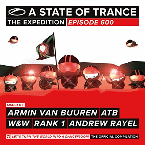 A State Of Trance 600 (Mixed b...