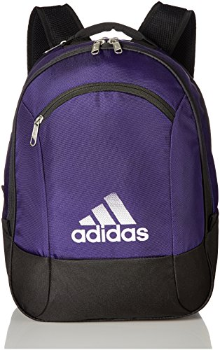 Adidas Striker Team zaino, unisex, University Red, Taglia unica Collegiate Purple