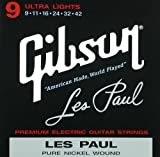 Gibson Gear SEG-LP9 Les Paul Saiten .009 - .042