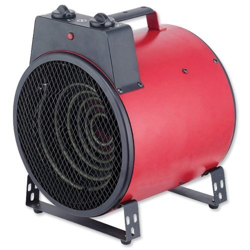 Great Buy for Prem-i-air Drum Industrial Garage Fan Heater 2 Speed 3kW Review