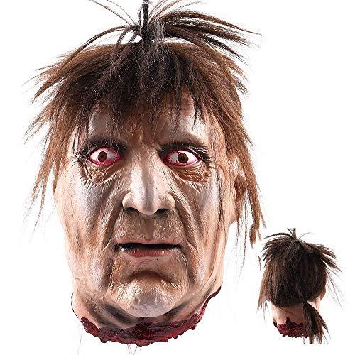 Abgetrennter Kopf Halloween - Halloween Deko Körperteile Halloween Dekorationen, Horror