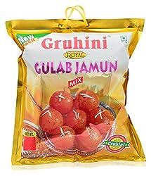 Gruhini Gulab Jamun Mix, 5 kg