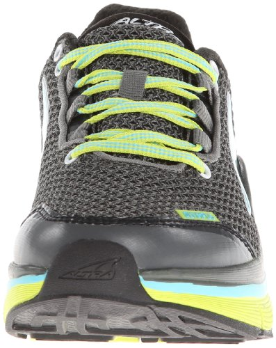 Altra - Olympus Trail Chaussures Femmes - Gunmetal/Lime Punch/River Blue
