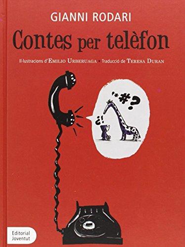 Contes per teléfon (LA HORA DEL CUENTO) por Gianni Rodari