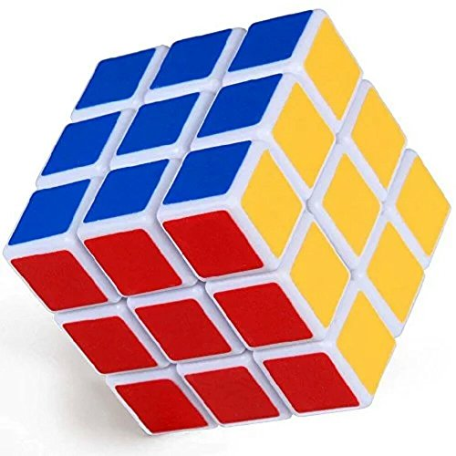 JaisBoy Magic Puzzle Speed Rubik's Cube 3X3X3  available at amazon for Rs.199