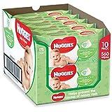 Huggies Natural Care Baby Wipes - 10 Packs