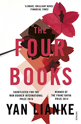 The Four Books por Yan Lianke