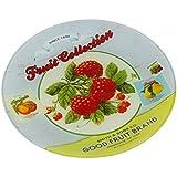Plato redondo Fruits
