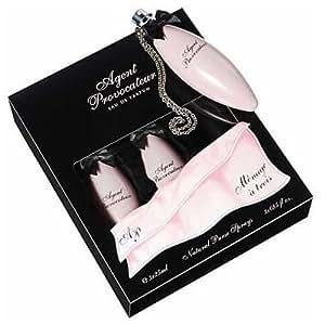 Agent Provocateur Eau de Parfum for Women with Pouch - 25 ml, Pack of 3