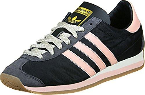 Calzado deportivo para mujer, color Negro , marca ADIDAS ORIGINALS, modelo Calzado Deportivo Para Mujer ADIDAS ORIGINALS COUNTRY OG W Negro