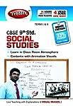 Pebbles Presents 'CBSE 9th Std Social Studies [Live Teaching]'.