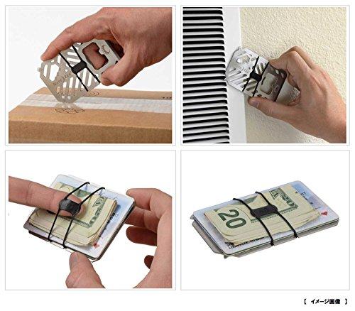Nite Ize Geldhalter FinancialTool, schwarz, NI-FMT-01-R7