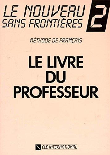 Gratuit Le Nouveau Sans Frontieres 2 Methode De Francais