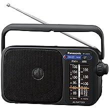 Panasonic RF-2400DEG-K - Radio portátil (770mW, iluminación LED, FM