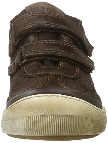 Bisgaard TEX boot 60316216, Unisex-Kinder  Sneakers Braun (305 Brown)