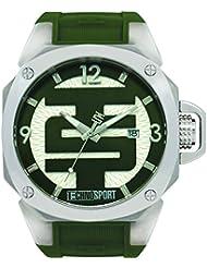 Tecno Sport Chrono reloj para hombre - Golden Touch plata