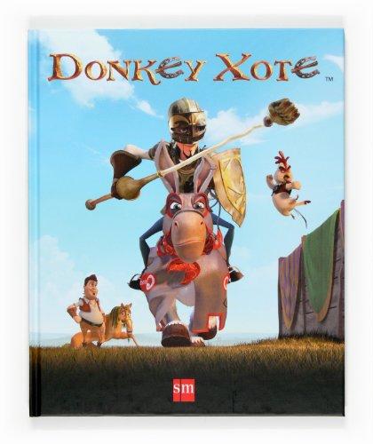 Donkey Xote/Don Quixote: Album Grande/Large Album par Donkeyxote S.A.